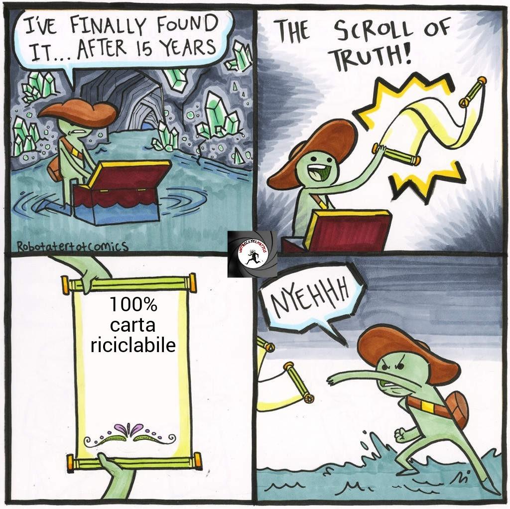 Non me ne frega un cazzo - meme