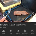 How real gamers cook