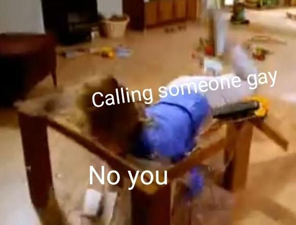 No u - meme