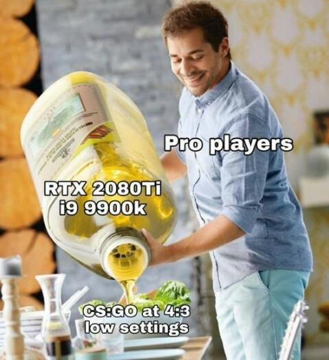 9999999 FPS - meme