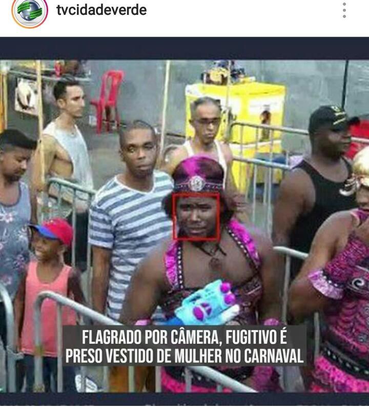 Brasil: onde tudo pode acontecer - meme