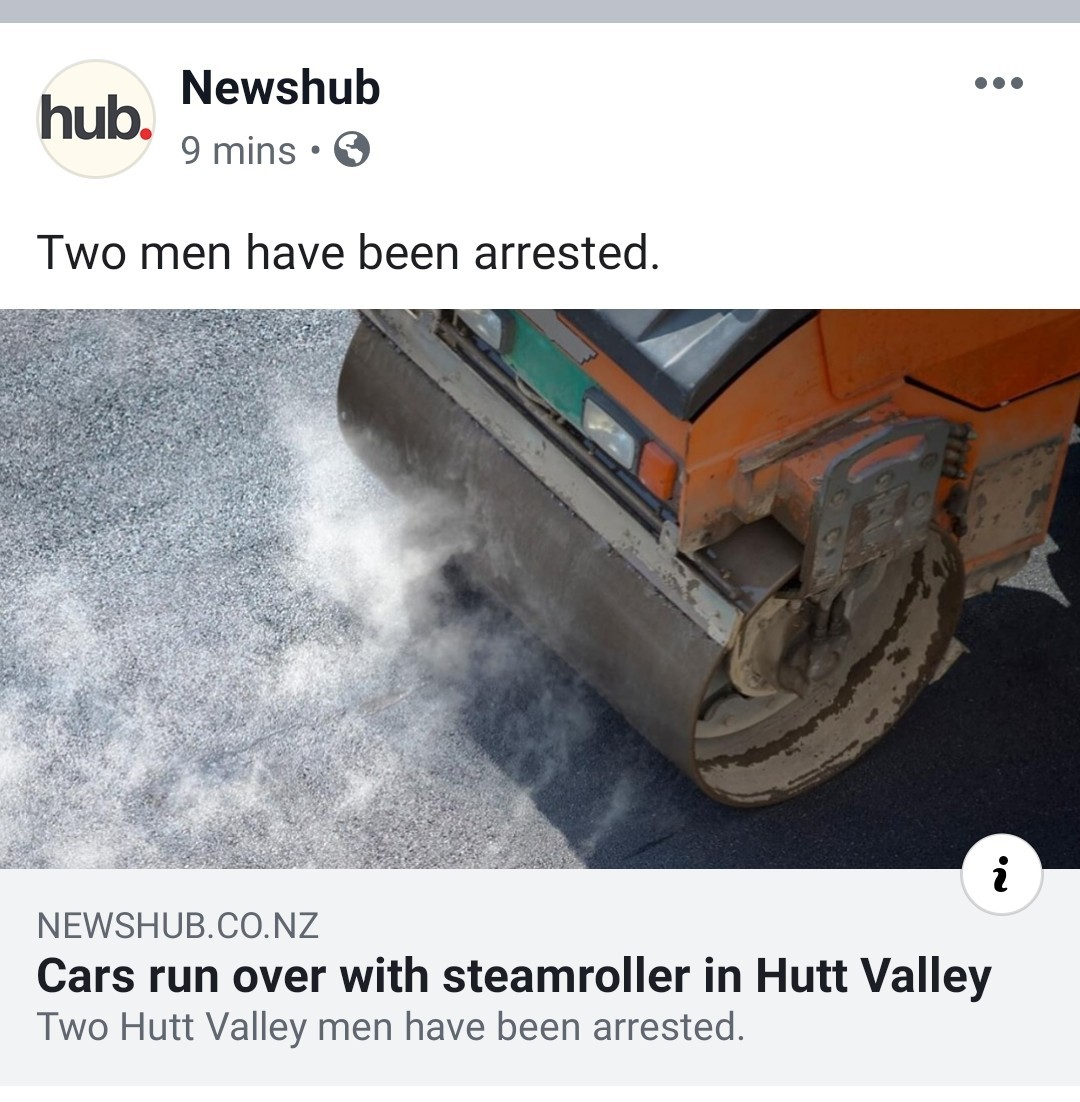 Meanwhile in hutt valley - meme