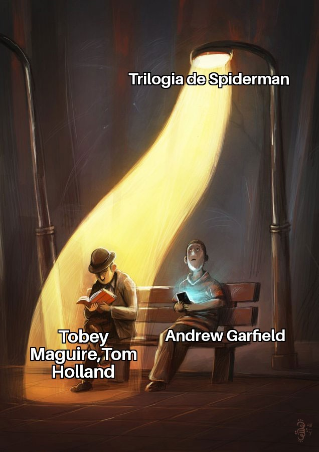 Me llena de orgullo este ultimo Spidey ya devuelta en el MCU - meme
