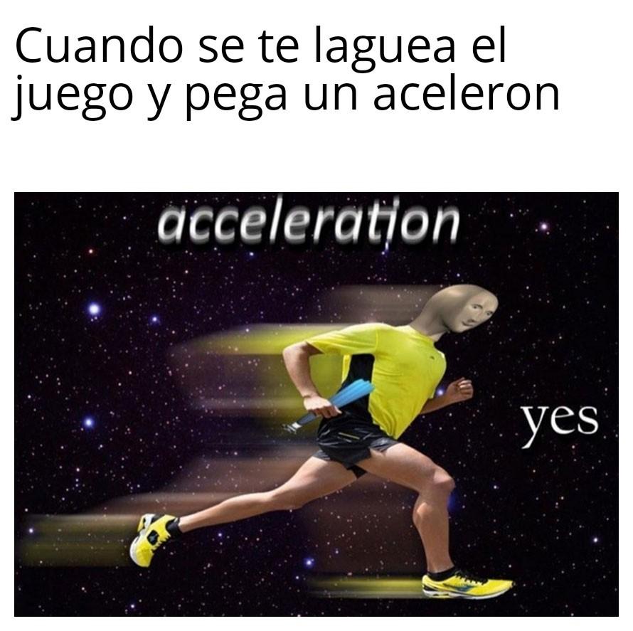 Le lag - meme