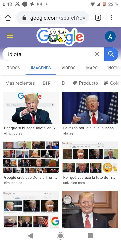 Google tiene un punto - meme