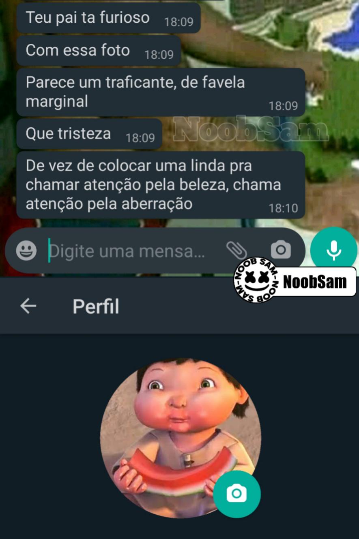 NoobSam | HOJE É MEU ANIVERSÁRIO!!! - meme