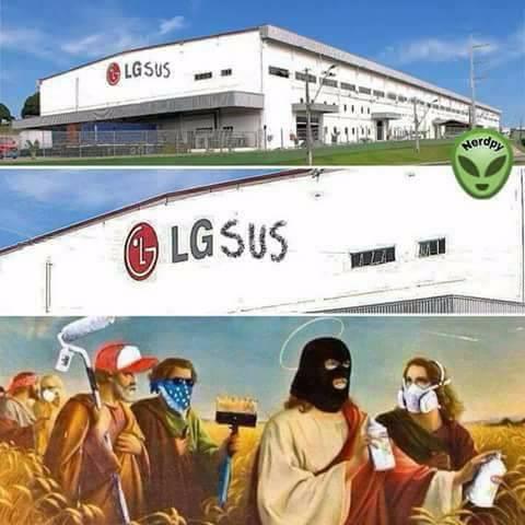 LGSUS ES AL MAS PRO - meme