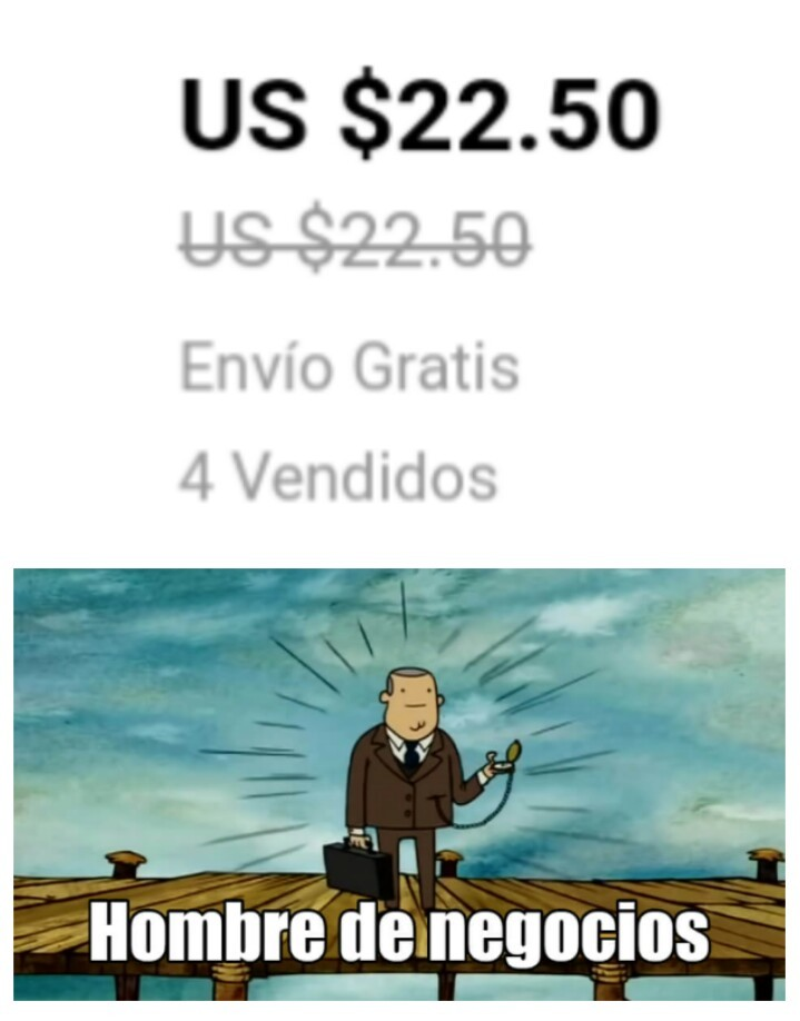 Un crack el AliExpress. - meme