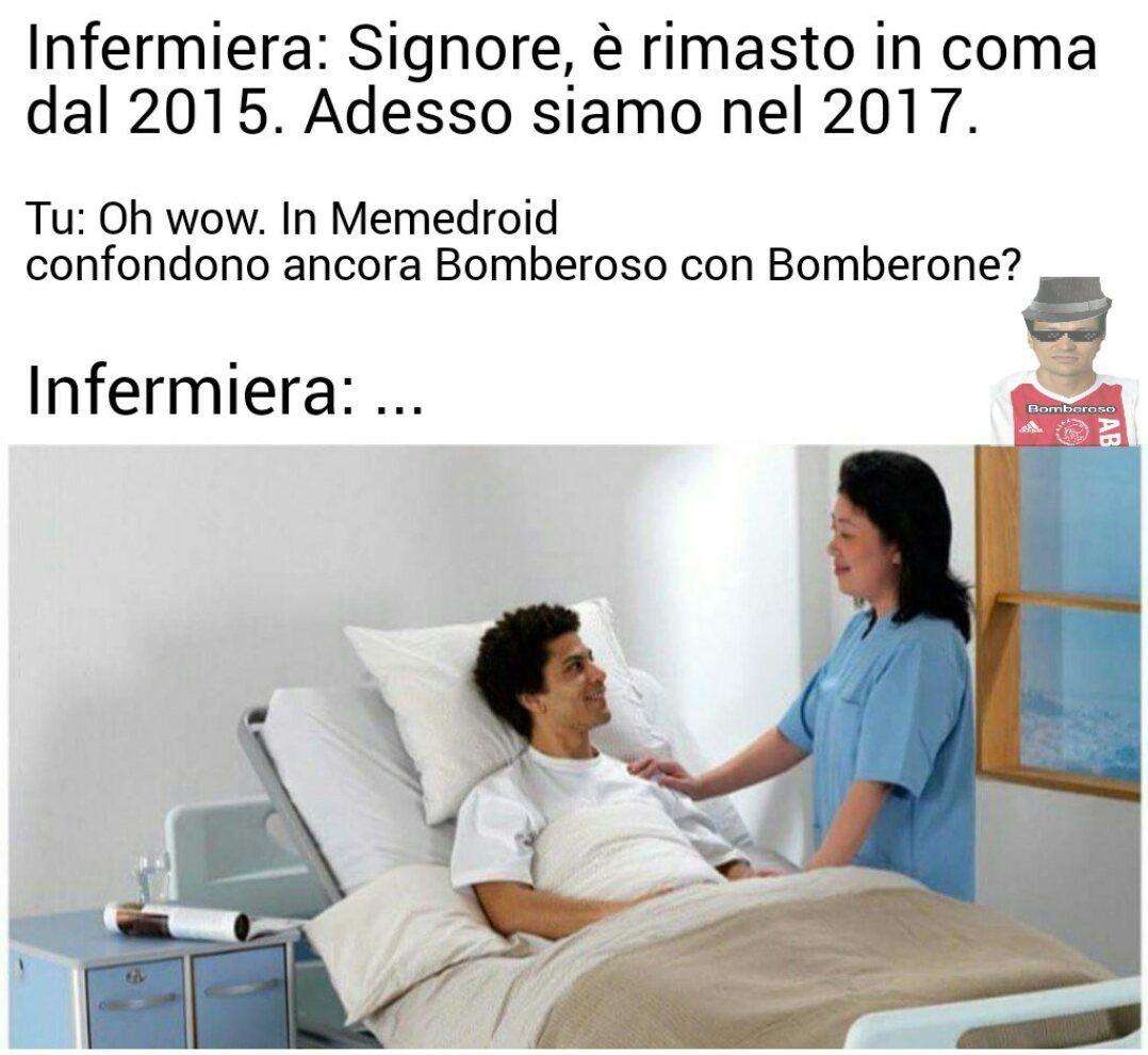 Per favore, Cercate di non scambiarmi con BomberONE, d'accordo? ^~^ - meme