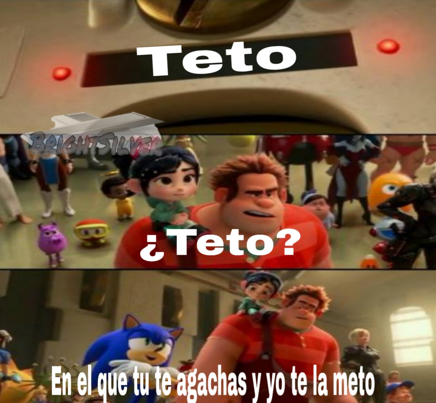 Teto? - meme