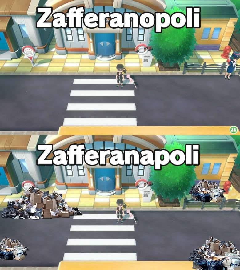 Mi ero scordato di questa app e quindi butto lì un meme a caso dopo 3 anni. Comunque amo Napoli