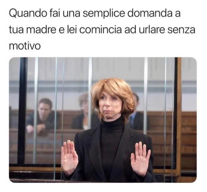 Ok madre, ok - meme