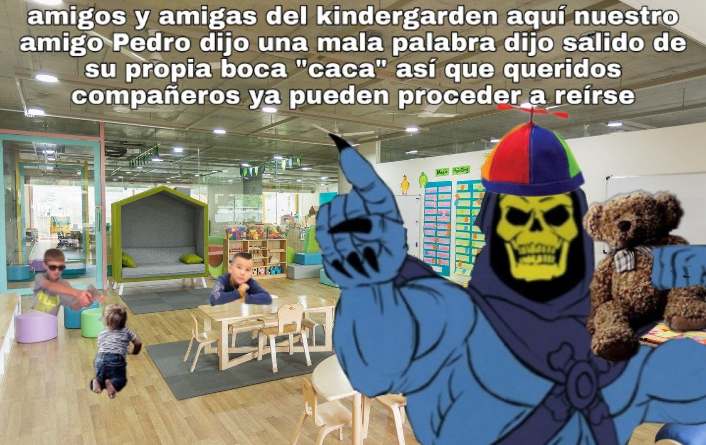 Caca ._.XD - meme
