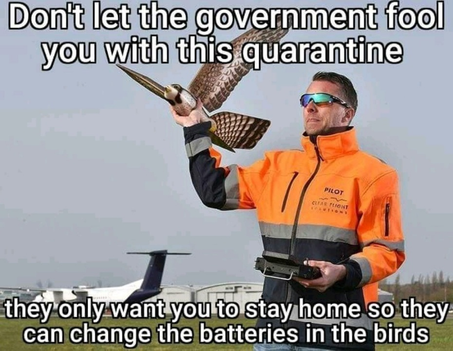 Next is the AA battery shortage - meme