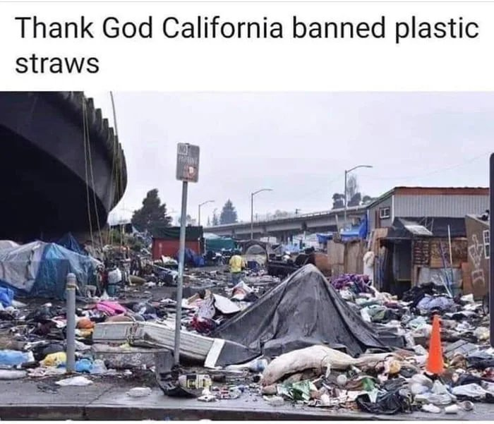 California is so progressive - meme
