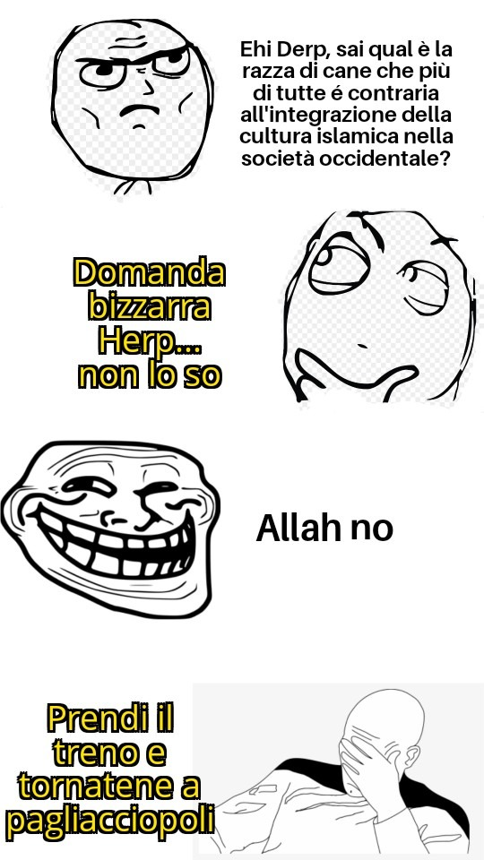 Alano - meme