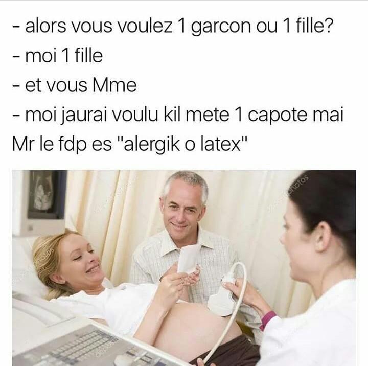 Ah le latex - meme