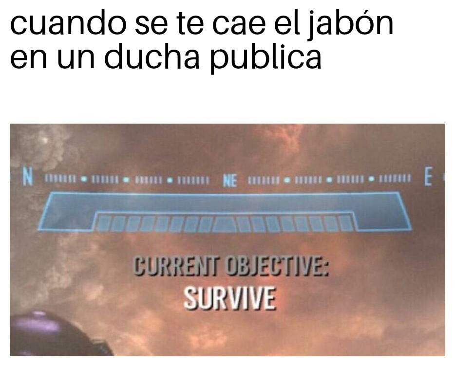 Survive - meme