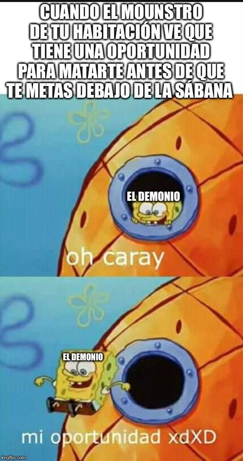 Demonio - meme