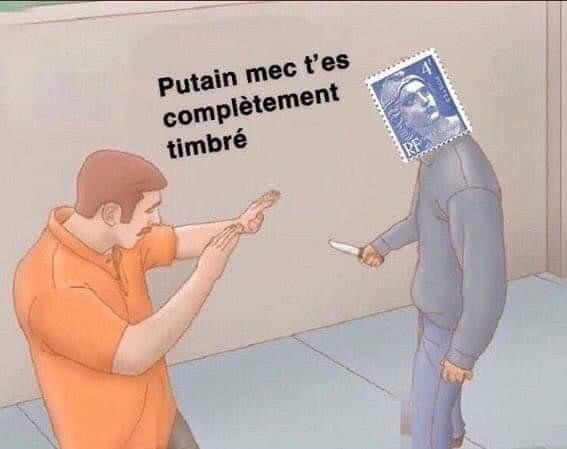Ich ich - meme