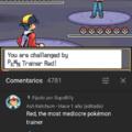 El título se fue a cazar Pokémon