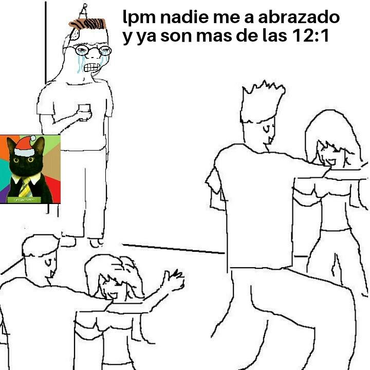 Ya queme solo la plantilla - meme