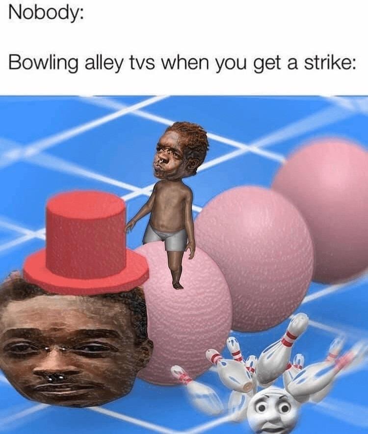 BowLiNgg is cool - meme