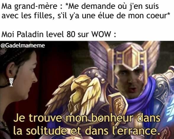 Cra level 200 sur Dofus - meme