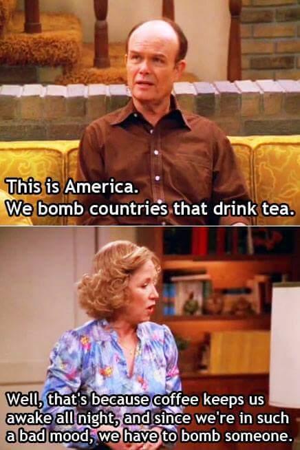 Fuck your tea
