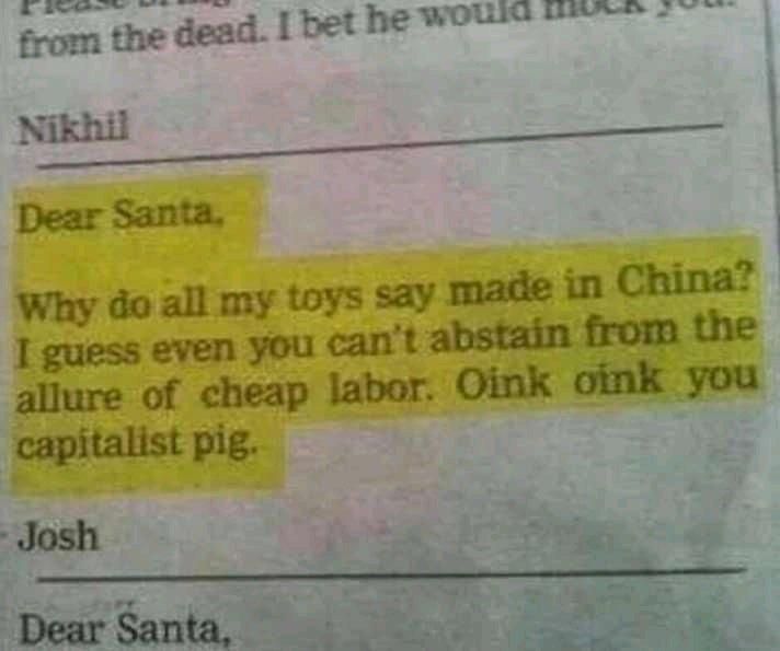 Bad Santa - meme