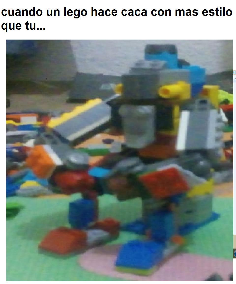yo arme este lego - meme