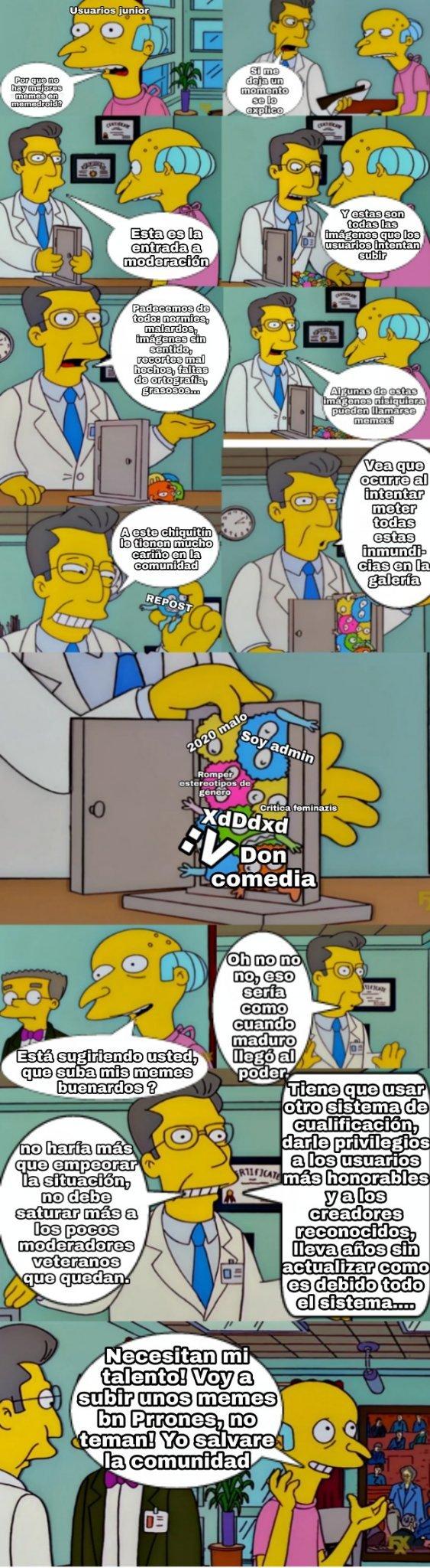 Mucho texto - meme