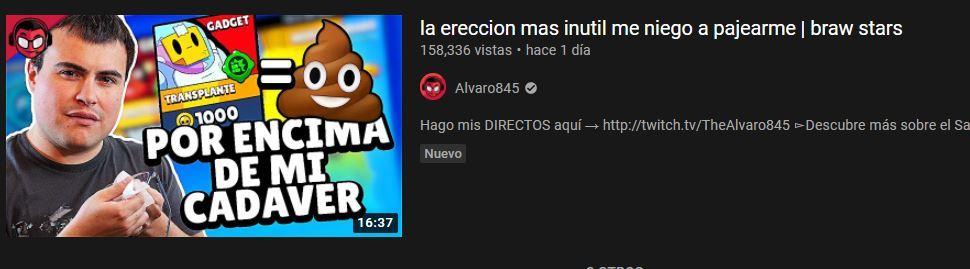 erecciones de Álvaro - meme