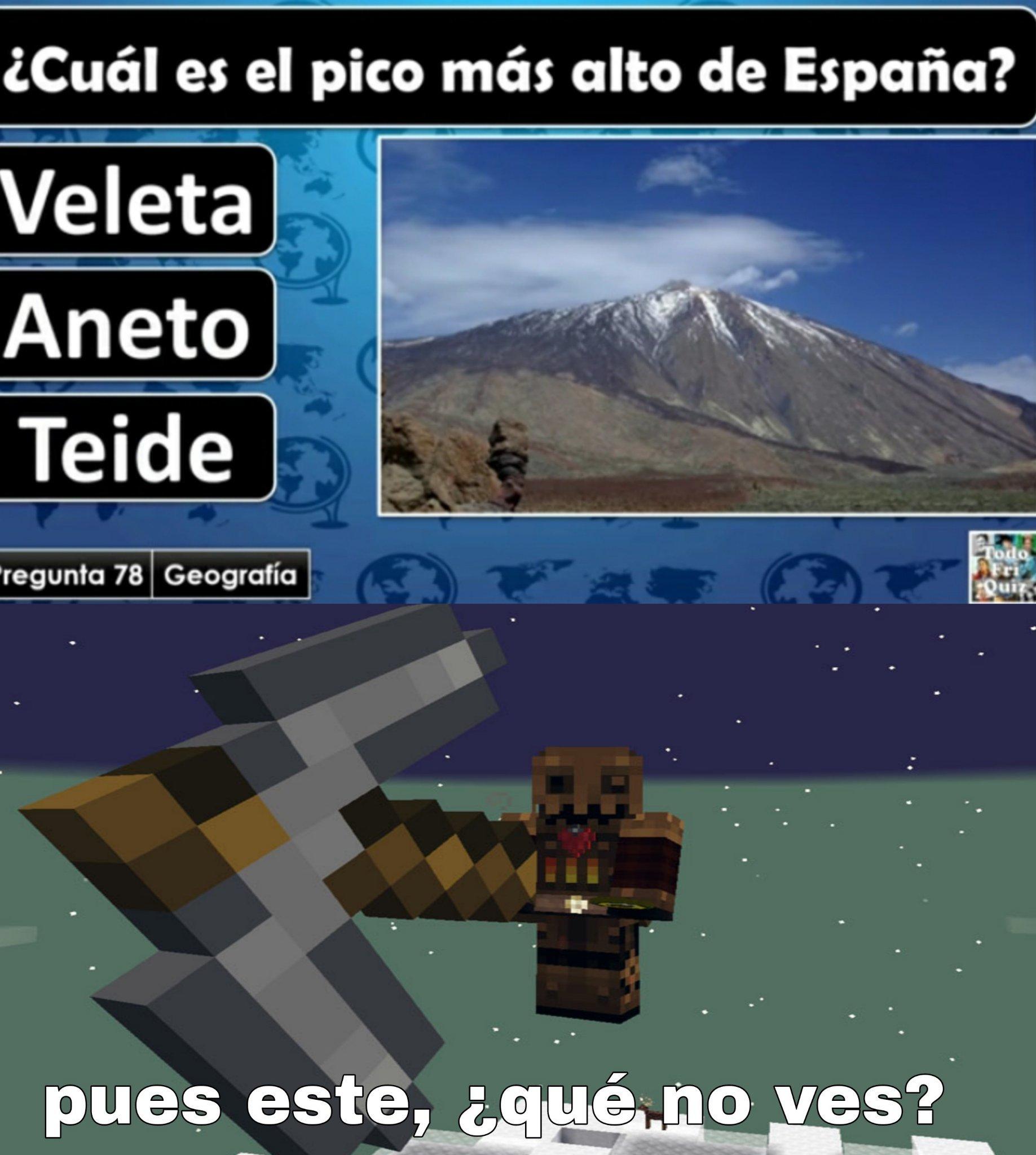Wendys españa=minecraft (cumedy) - meme