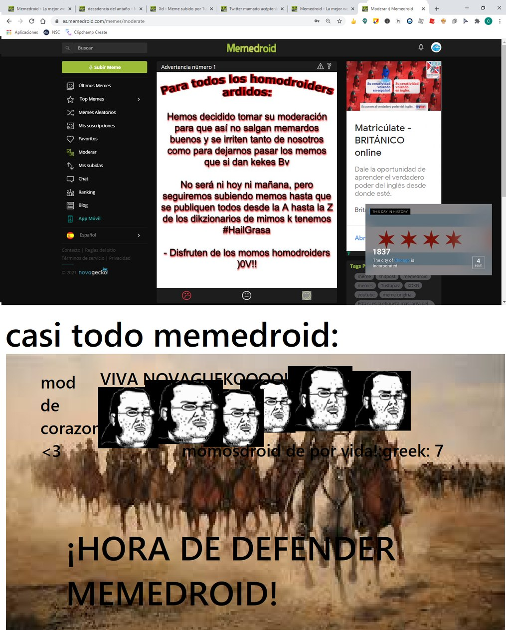 a defender momosdroid!11111 :greek: 7 - meme