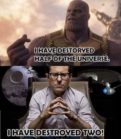Destroyers - meme