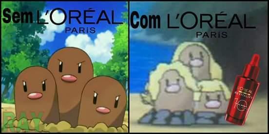 Piada de pokemon são as melhores - meme