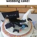 the most honest wedding cake