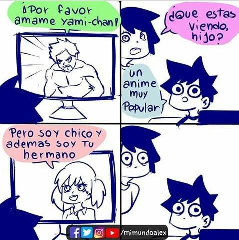 Sigan a: Mimundoalex - meme