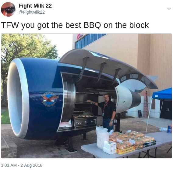 The best bbq ever! - meme