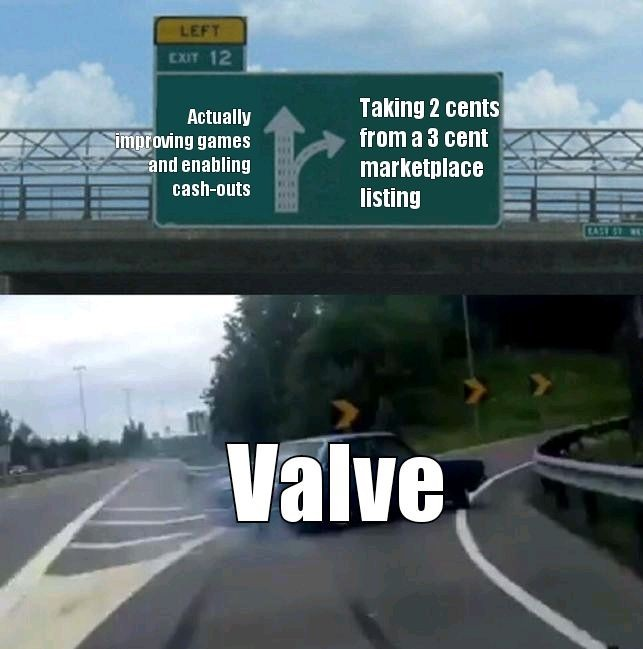 Gabe needs dat 2 cents - meme