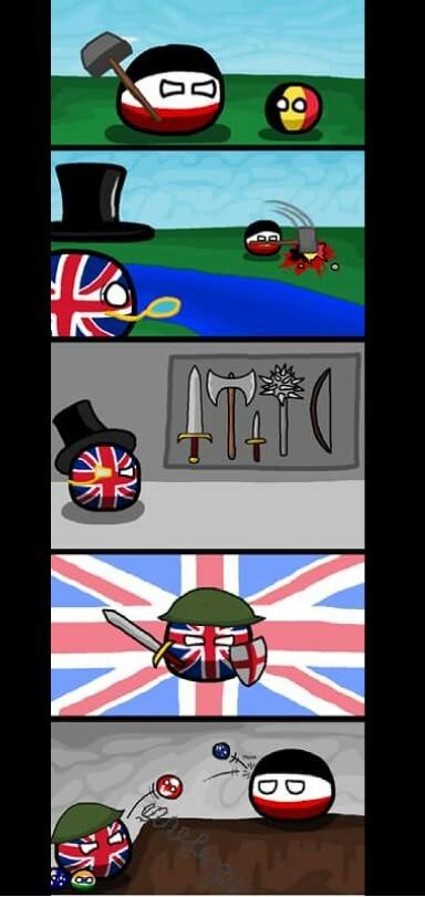 Polandball  - meme