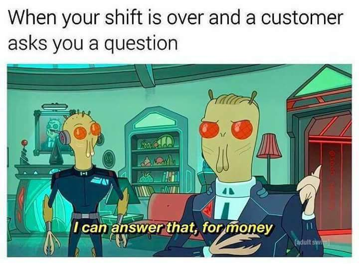 Anyone else want to try that Szechuan sauce? - meme