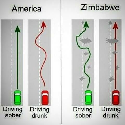 Driving - meme