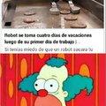 Robot peronista