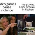 What? Haven't u played tuber simulator before?