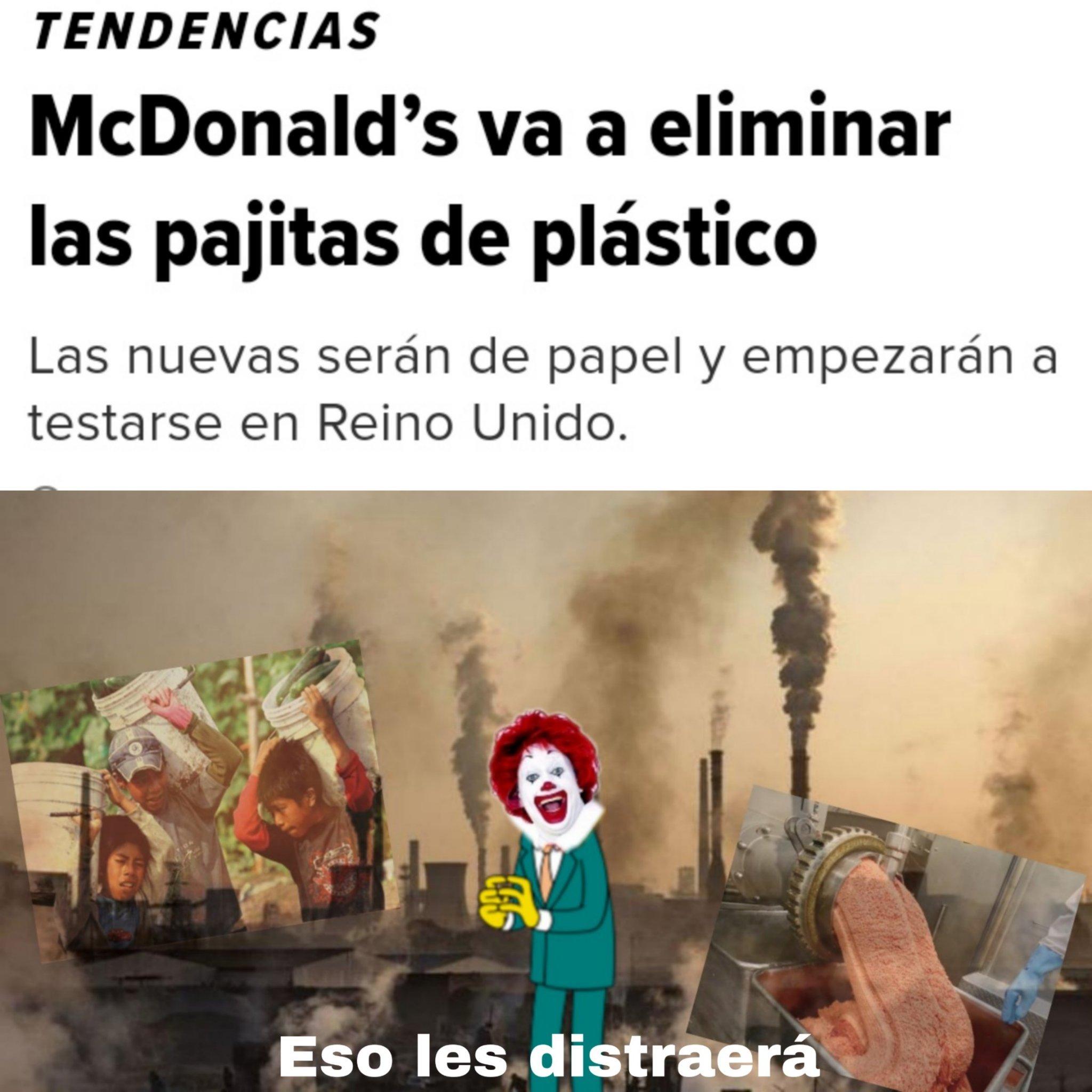 Ronald - meme