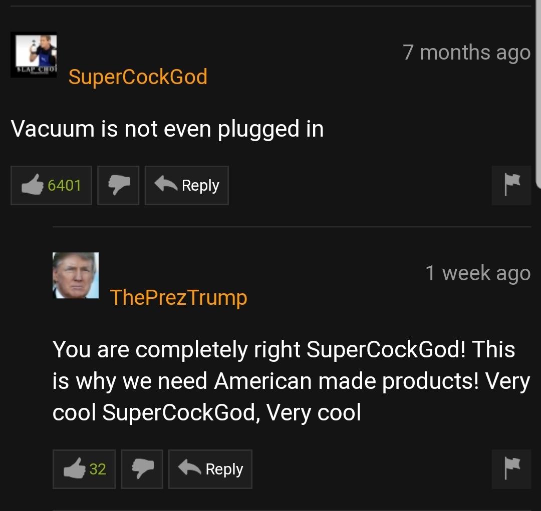 Porn comments - meme