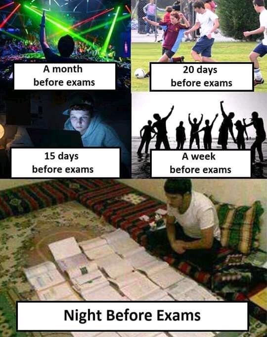 Super Student - meme