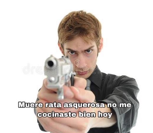 lenguini violento - meme